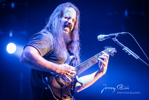 John Petrucci. Dream Theater, Gasometer, Vienna