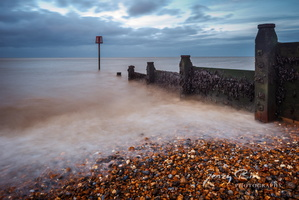 Whitstable Wavebreakers, Kent, UK